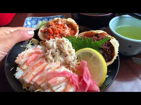 Eat in Kinosaki Onsen