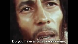 Bob Marley من اقوال بوب مارلي