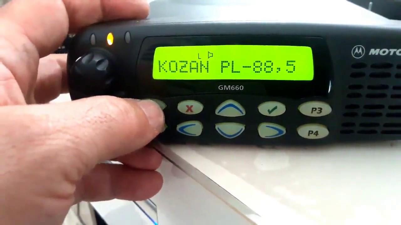 Making The Flash Motorola Gm1280 Gm660 Youtube Flasher Flaser Sen 12 Volt Universal