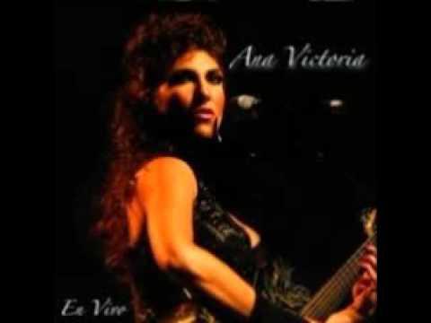 Ana Victoria en vivo - disco completo