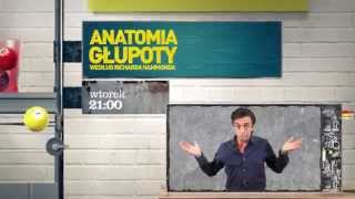 Anatomia głupoty wg Richarda Hammonda, wtorki 21:00 na National Geographic Channel