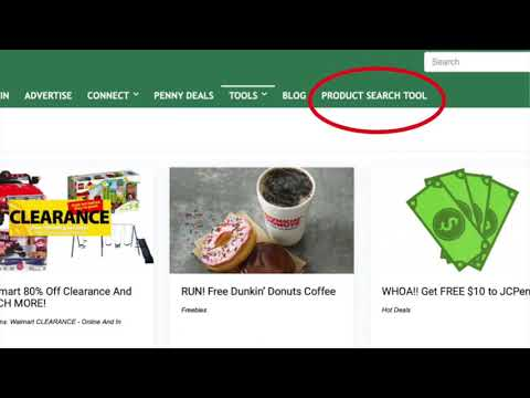 How To Find Deals On Yes We Coupon's Website