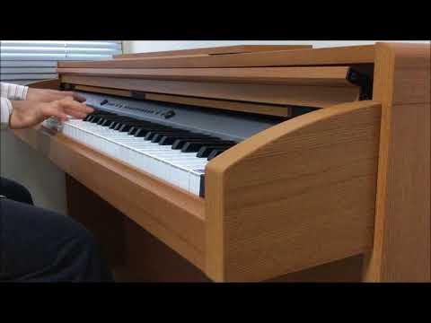 [頭文字D4 筑波(夜)]FOREVER YOUNG / SYMBOL piano cover 頭文字D TV版 イニシャルD Fourth Stage (4th) BGM ピアノ Initial D