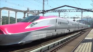 新幹線が時速1000㎞で走るとこうなります・・・ thumbnail
