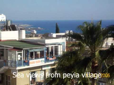 Lets look around the Paphos district