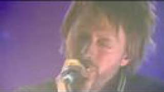 Radiohead 15 Steps live on Jonathan Ross show - 4th Apr