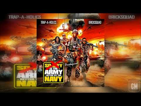 Bricksquad - Bricksquad Is The Army Better Yet The Navy  [Full Mixtape + Download Link] [2011]