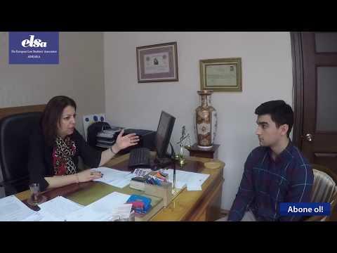 ELSA Ankara Söyleşileri - Gelincik Projesi / ELSA Ankara Interviews - Gelincik Project