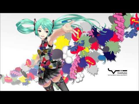 【livetune feat. 初音ミク】05. Light Song