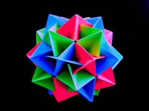 Icosahedron Origami