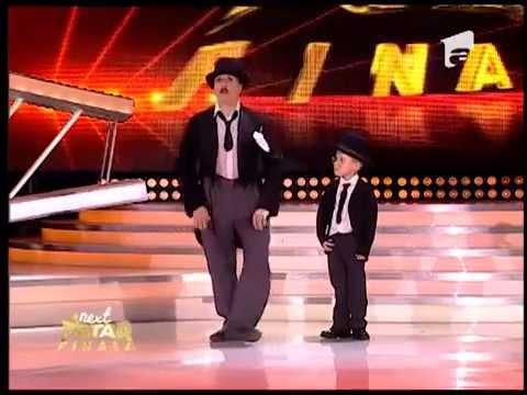 Yannis Lițcăneanu Mînzat si Claudiu Bleonţ, maeştri ai comediei!