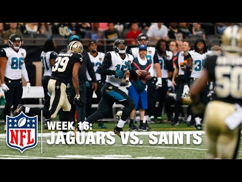 Allen Robinson Burns Brandon Browner on 90-yard TD | Jaguars vs. Saints | NFL