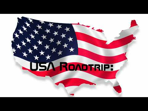 USA Roadtrip - Ep. 6 - Part 2 - Scenic Drive Capitol Reef