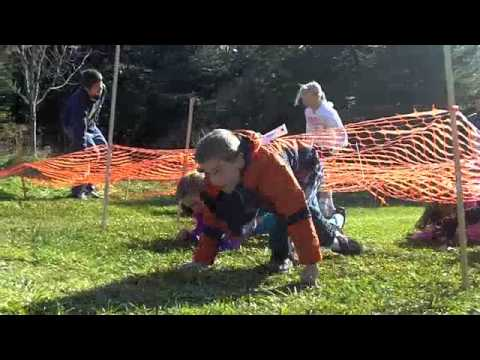 Wee Warrior Dash: Obstacle