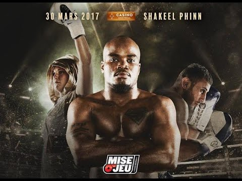 DO Boxing Show – Episode 414 – Shakeel Phinn headlines card at Montreal Casino March 30, 2017