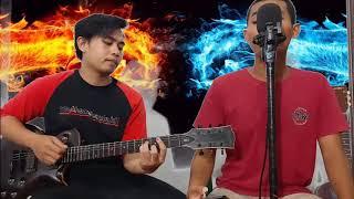 TAK PERNAH PADAM - SANDHY SANDORO ( COVER AGUS Feat TEGUH )