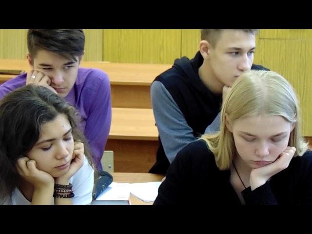 Изображение предпросмотра прочтения – «10а класс СОШ № 15 г. Нерюнгри РС (Я)» читает отрывок изпроизведения «И.Тургенев Бежин луг (отрывок)» И.С.Тургенева