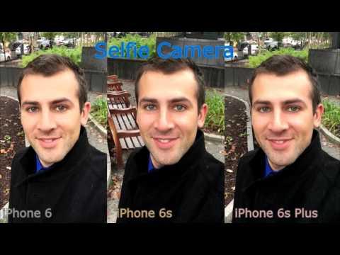 iPhone 6 vs 6S vs 6S Plus Camera Comparison Test (Photo, 4K and Slo-Mo)