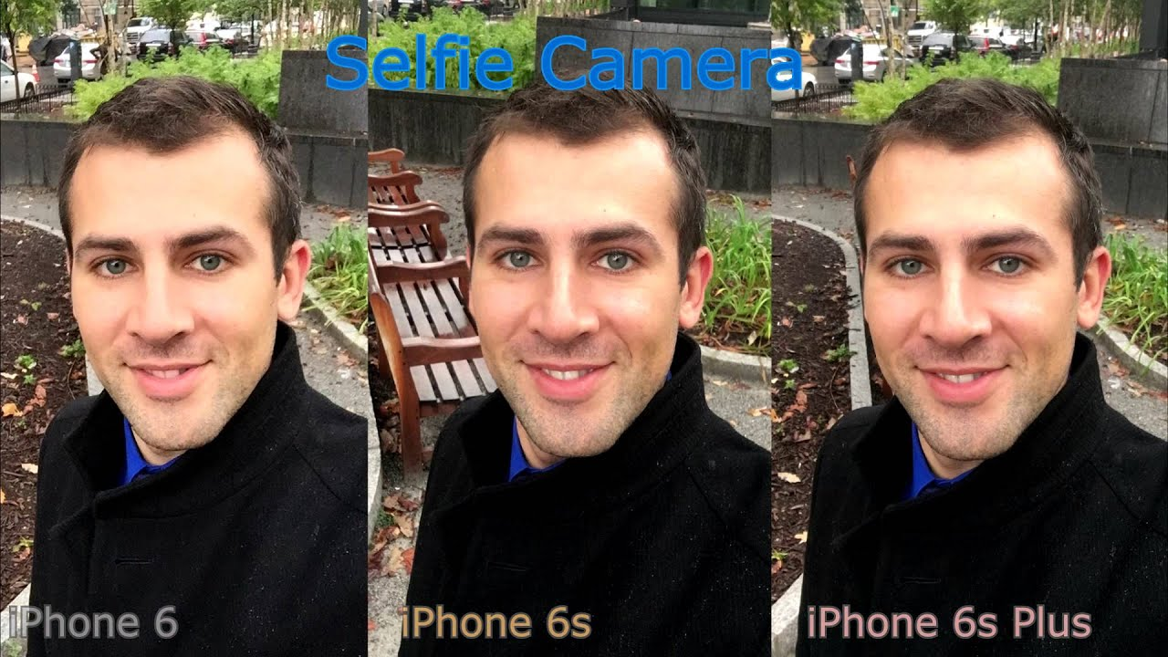 iphone 6 vs iphone 6s camara