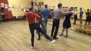 Схема танца