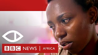 """I wanted to die"": The 'hell' of kafala jobs in the Middle East - BBC Africa Eye"