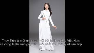 Đây là lý do Top 5 - Nguyễn Thúc Thuỳ Tiên sẽ thay Á hậu Thuý An tham gia Miss Inte