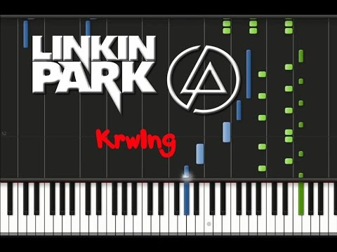 Linkin Park - Krwlng [Piano Cover Tutorial] (♫)