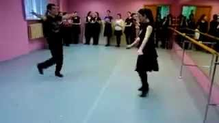 Произвольный танец Лезгинка видео Как танцевать лезгинку Уроки танца 2
