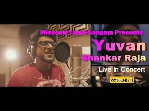 Haricharan Invites for Yuvan Shankar Raja Concert