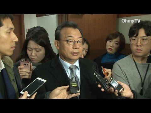 """[한숨 말말말] 이정현 """"야당이 탄핵 실천하면 장에 손 지진다? 사실 아냐"""""""