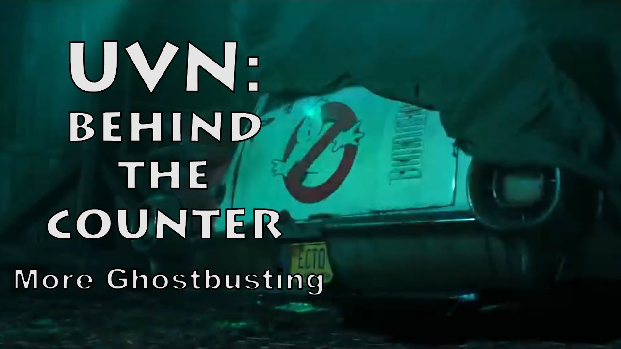 UVN: Behind the Counter 454
