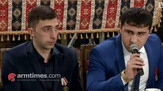 armtimes com/ Վիգեն Սարգսյանը «պատերազմին չմասնակցելու» խնդրի մասին
