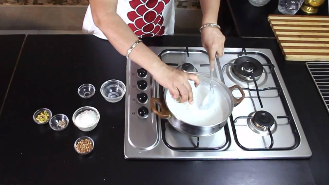 Rice Kheer recipe - Chawal Ki Kheer - Indian Rice Pudding - YouTube