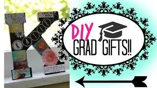 Diy Grad Gifts! Affordable, Easy & Cute!