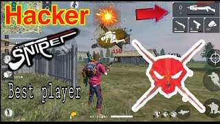 [ Free Fire Highlights ] I M A INSANE GAMER MOBILE PLAYER PLAY LIKE PC Hacker