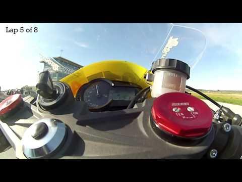 Trackaddix Superbike GP Amature 2017, Race 1- RPM 4/22/17