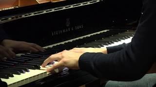 Gaspard Dehaene - R. Schumann Fantaisie Op 17 en do majeur (1 mvt)