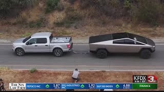 Was it fair? Tesla Cybertruck tug-of-war with Ford F-150