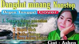 Cover Dangdut minang Asben Nonstop    versi orgen tunggal    wakatobi