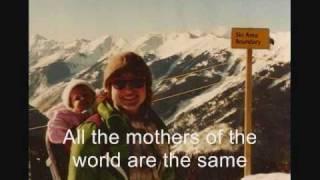 Happy Mothers Day - Tian xia de ma ma dou shi yi yang de 天下的媽媽都是一样的