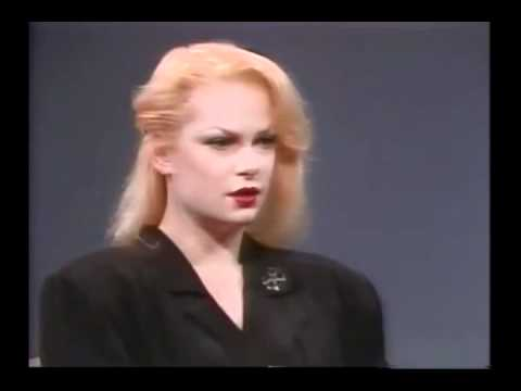 Interview with the First Family Of Satanism - Zena LaVey & Nickolas Schreck 1/6 (1988)