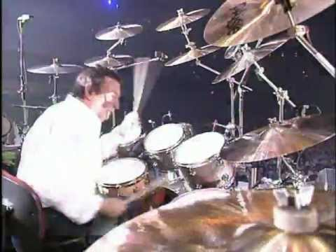 Nick Mason Drum Fill