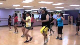 Follow the Leader Wisin & Yandel Featuring Jennifer Lopez Zumba