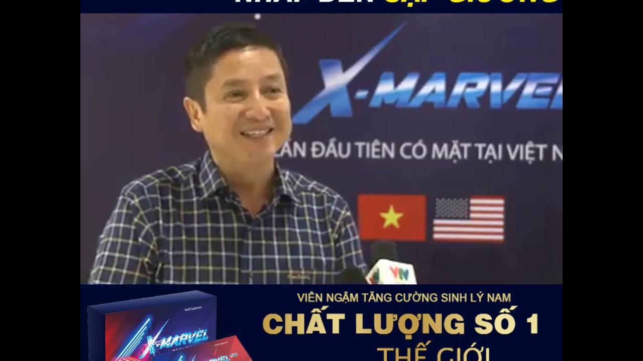 Viên ngậm sinh lý X-marvel : Nghệ sĩ Chí Trung, Công Lý và diễn viên Minh Tiệp đánh giá như thế nào? - YouTube