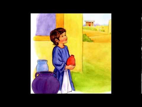 Mercedes San Jose >> Jesús obedecía a sus padres Versículo de memoria. - YouTube