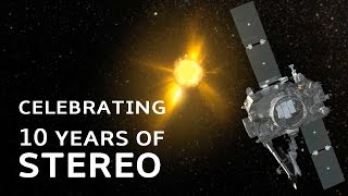 STEREO Mission Turns 10