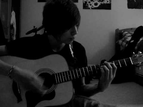 The Mortician's Daughter - Acoustic Guitar Cover