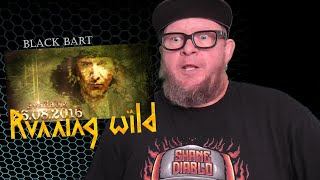 RUNNING WILD - Black Bart (First Reaction)