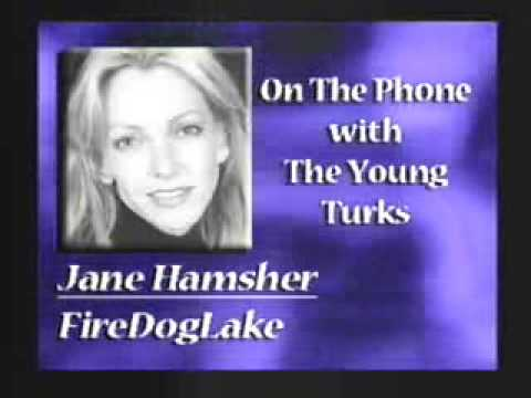 Jane Hamsher of FireDogLake.com on Public Option/Health Care