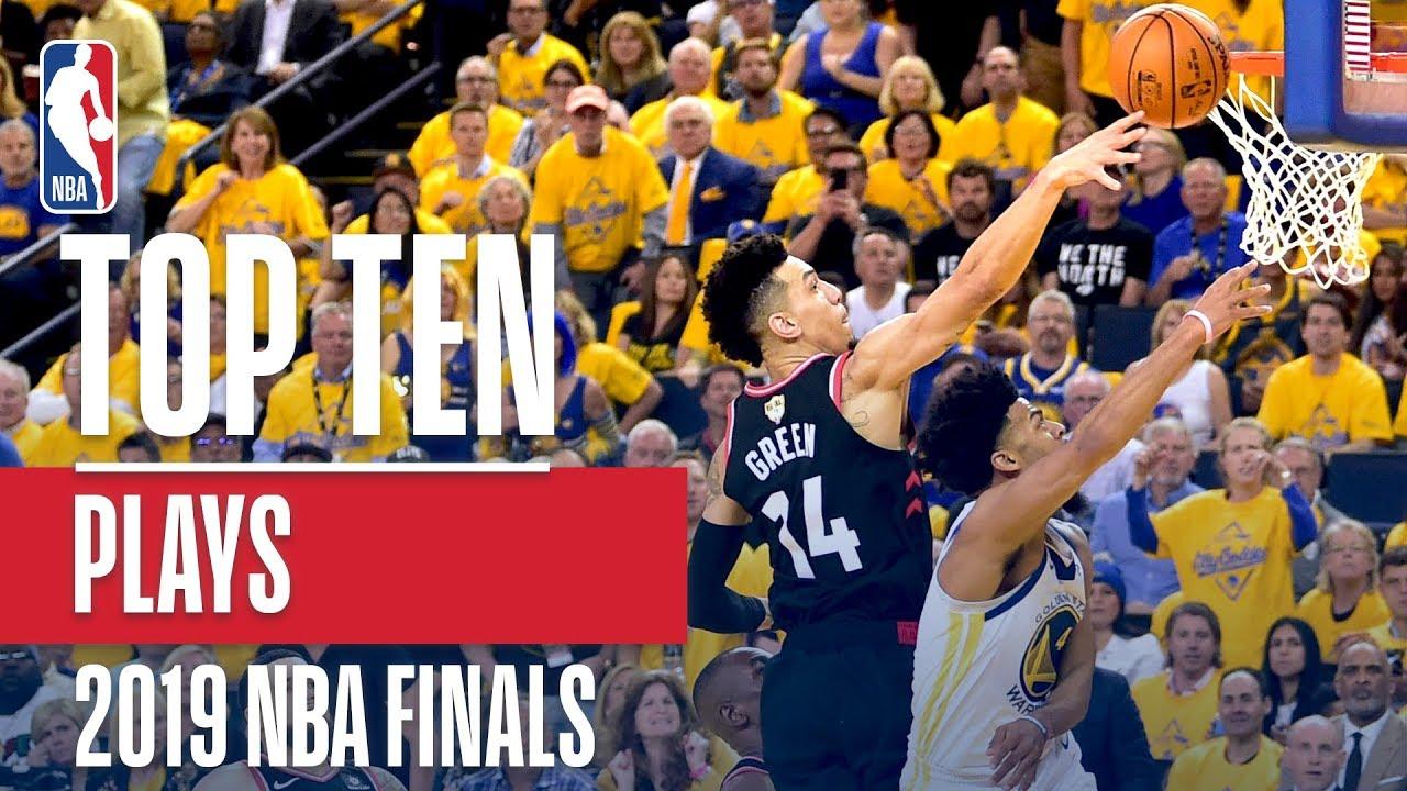 Download Top 10 Plays! | 2019 NBA Finals